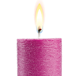 candle-4